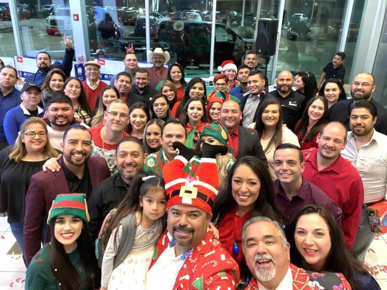 BO & Fiesta Nissan Christmas Party