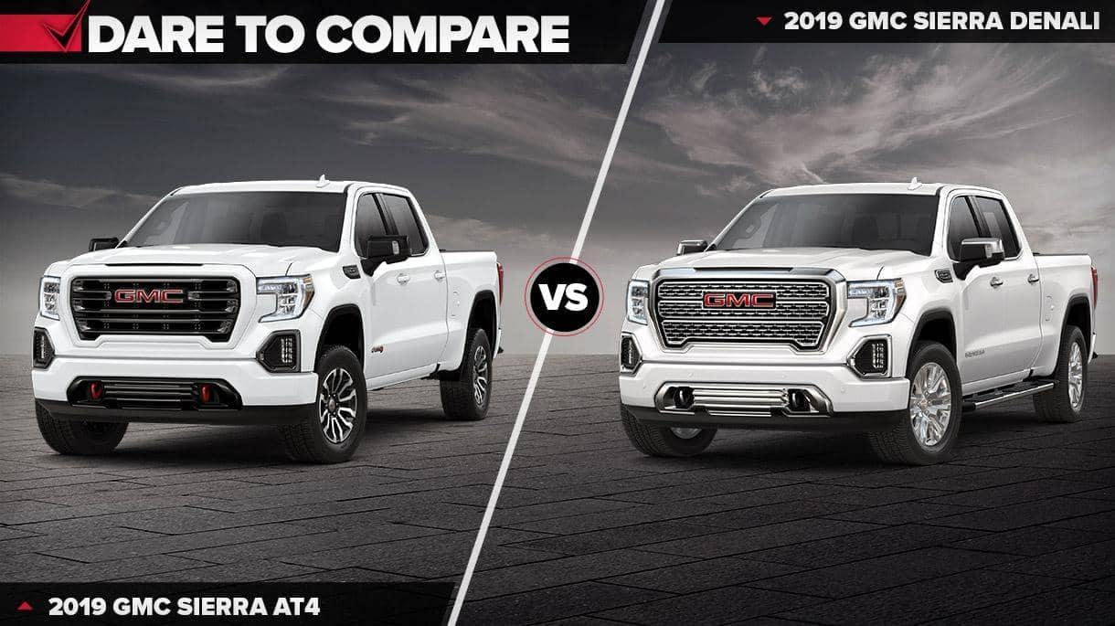 sierra comparison