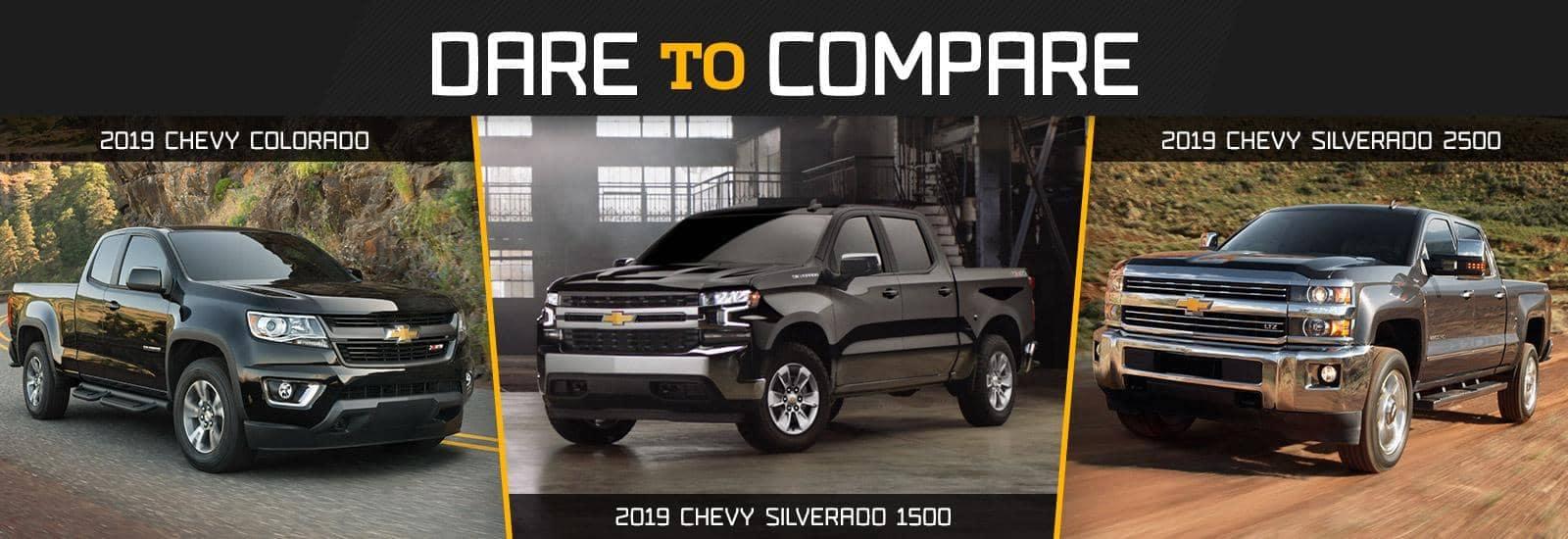 truck comparison