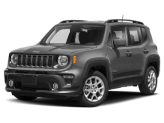 2020 Jeep Renegade angled