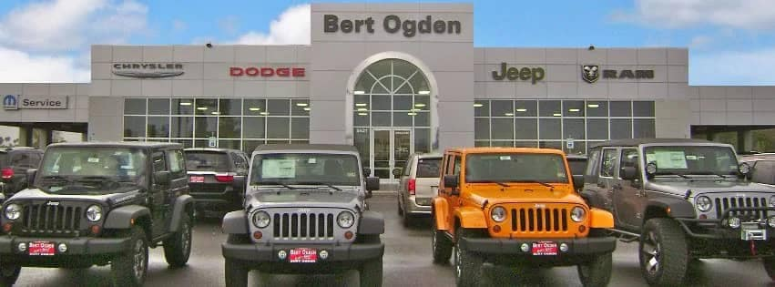 Bert Ogden CDJR dealership photo