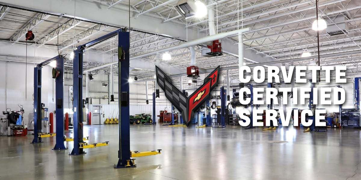 Corvette-Certified-Service