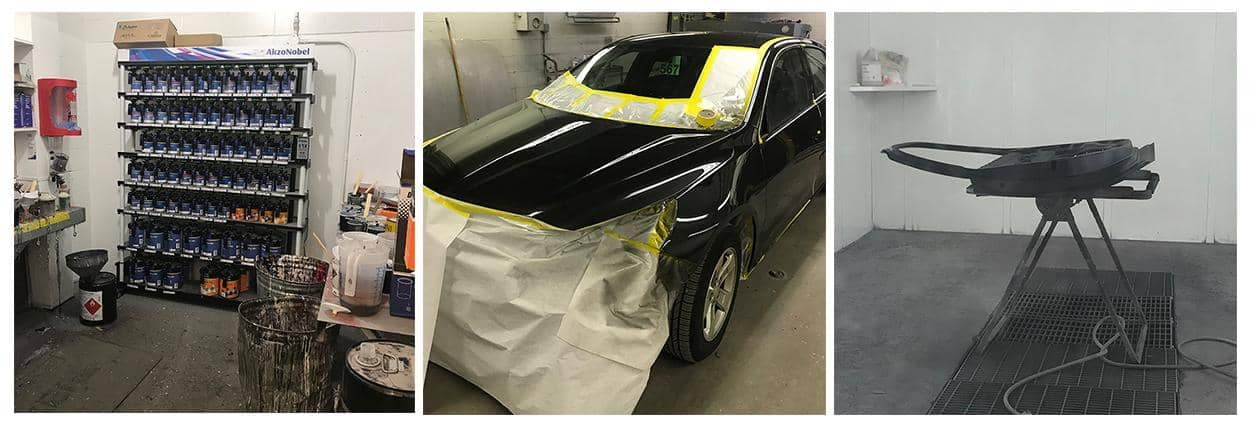 Betten Baker Buick Collision