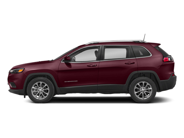 1 2019 Jeep Cherokee - Sideview 640x480