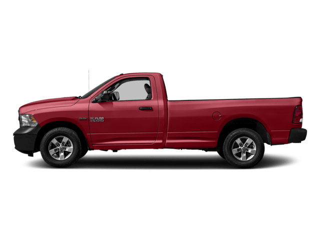 3 2018 Ram 1500 Sideview