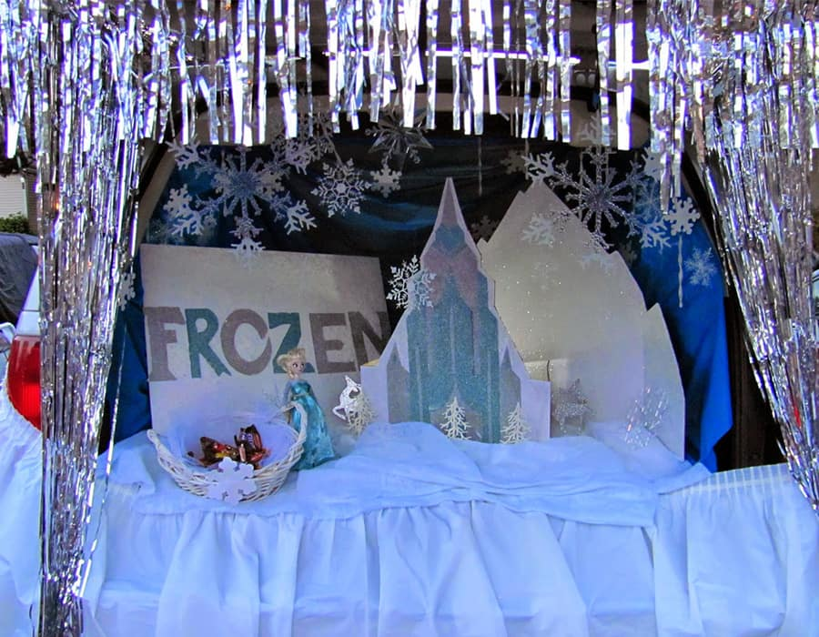 frozen-theme