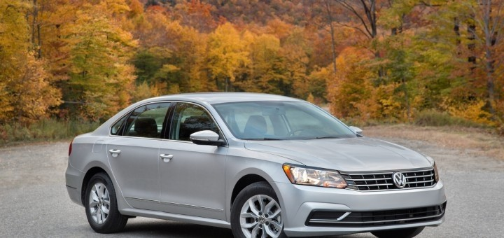2016 Volkswagen Passat 1.8T SE: Sporty And Comfortable