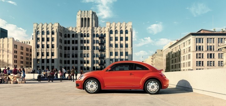 Drive The Iconic 2016 Volkswagen Beetle