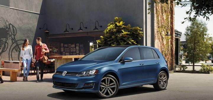 Drivers Love The 2016 Volkswagen Golf