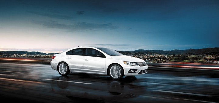 Get Behind The Wheel Of The Volkswagen CC