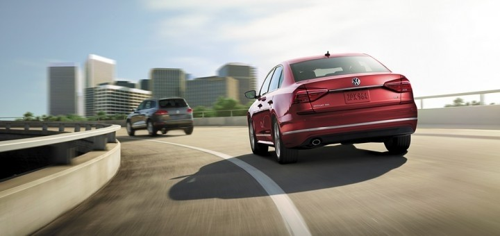 Volkswagen Passat Earns 5-Star Safety Rating