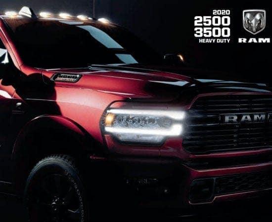 2020 Ram HD