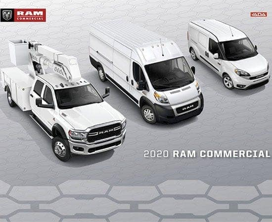 2020 Ram Commercial