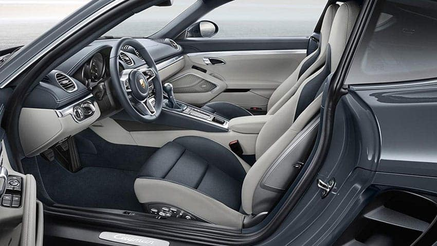 2019 Porsche 911 Interior Customization