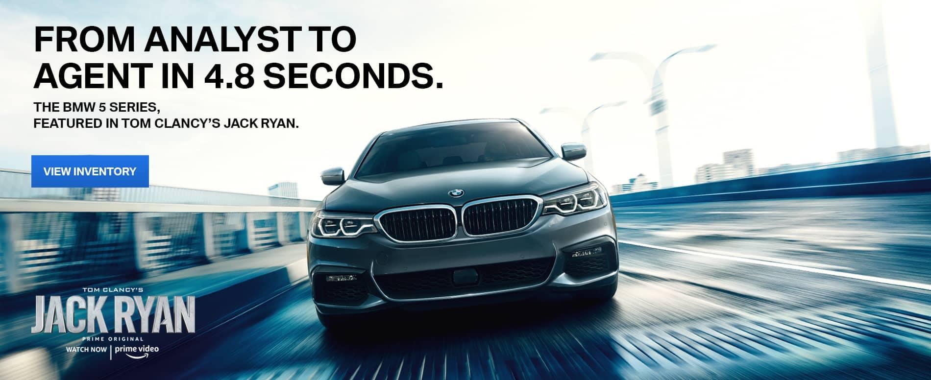 Jack Ryan BMW 5 Series