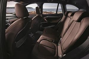 2018 BMW X1 Interior