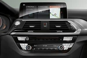 BMW X3 Technology