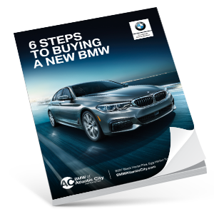 6 Steps to Buying a New BMW eBook