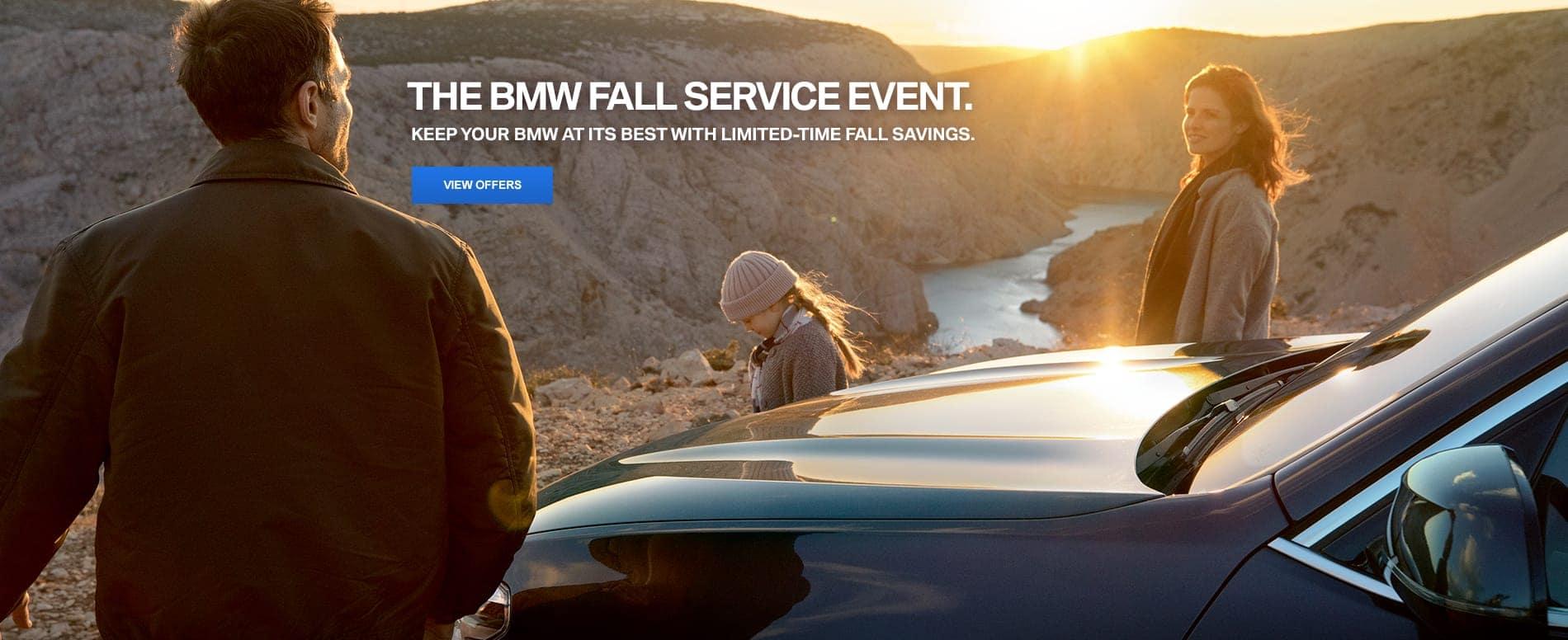 BMW Fall Service FMA