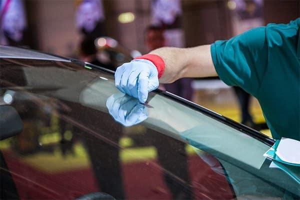 fixing windsheild