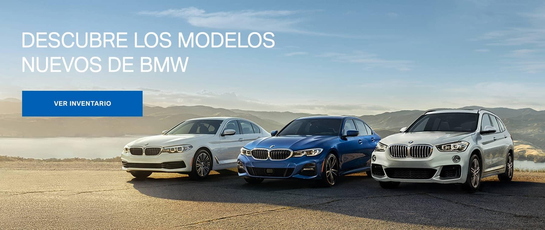 New BMW