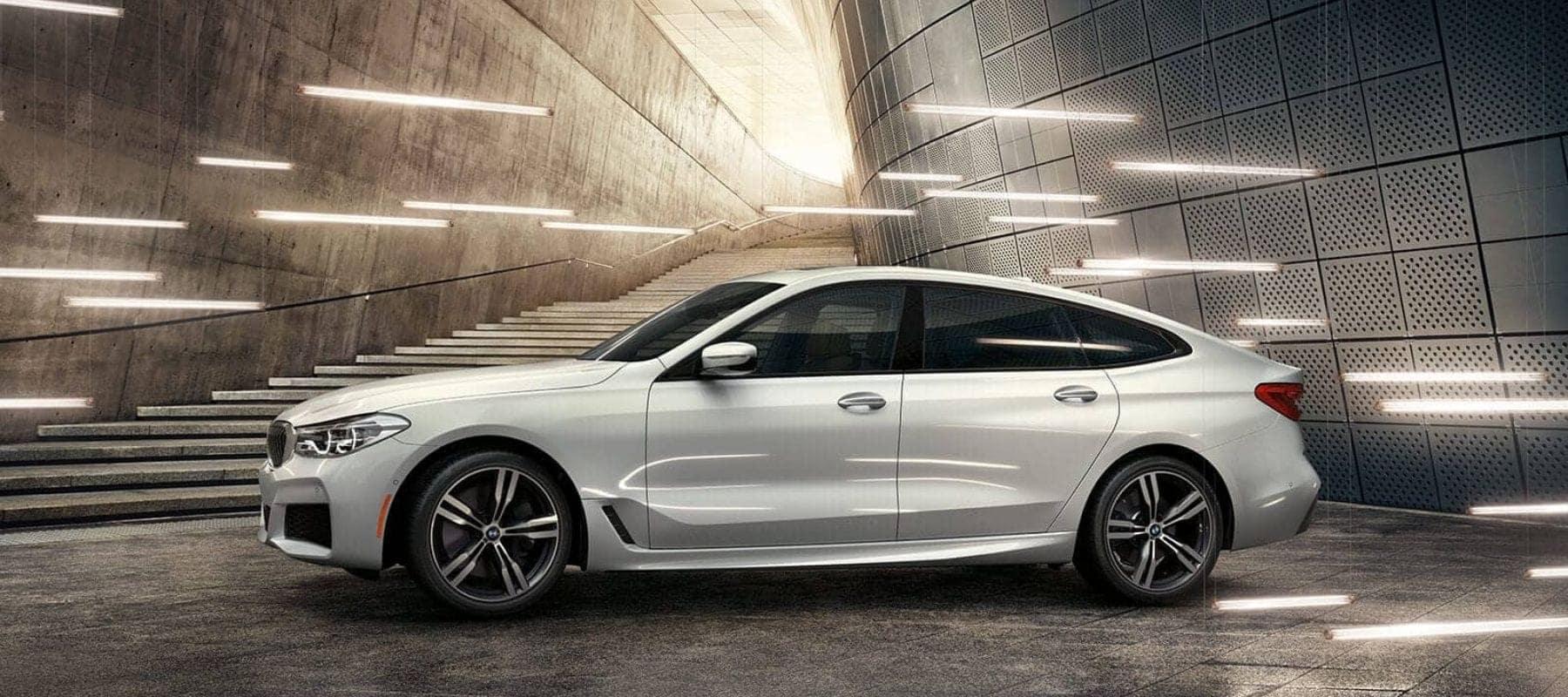 BMW 18 6 Series GT 1