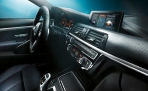 BMW 4 Series Technology