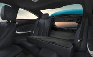 BMW 4 Series Seats