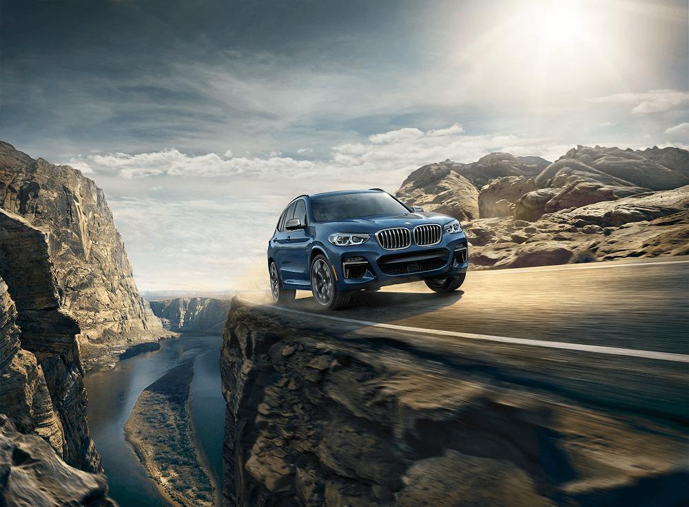 BMW X3 Performance Specs