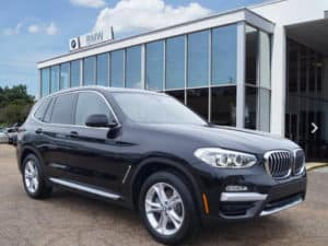 preowned BMW X3 for sale