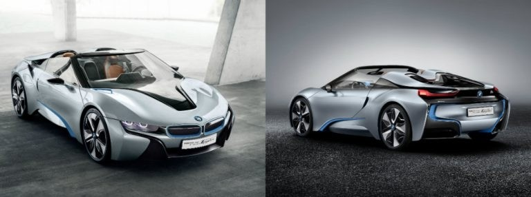 What To Expect From The Prestigious New 2018 Bmw I8 Roadster Bmw