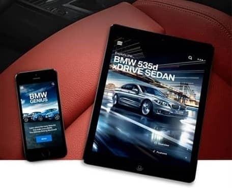 BMWGenius App