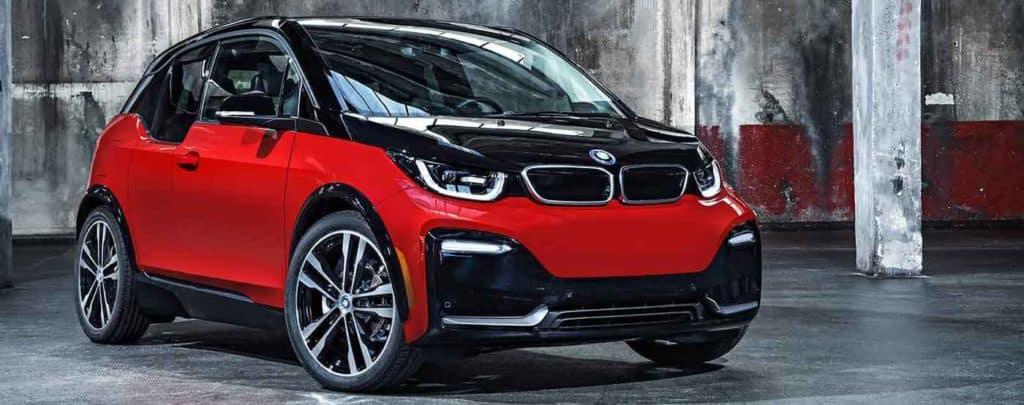 Red-BMW-i