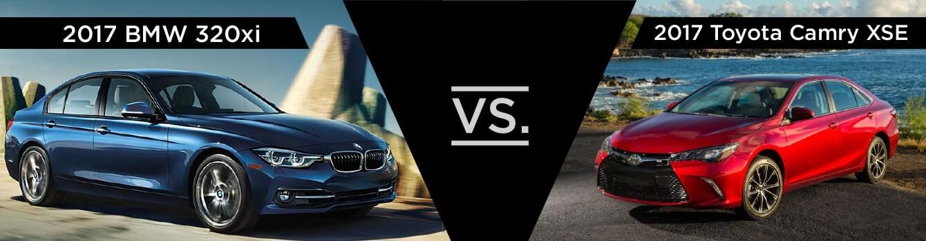 BMW 320xi vs. Toyota Camry | BMW of Omaha