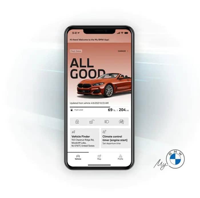 MyBMW-App