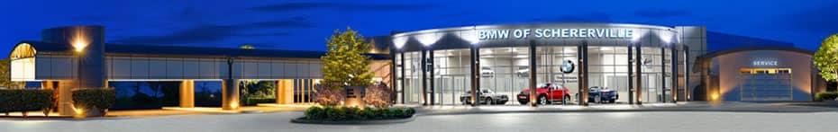 BMW of Shererville dealership