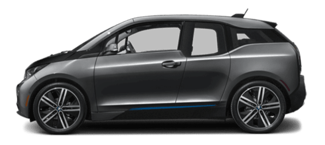 sideview of BMWi