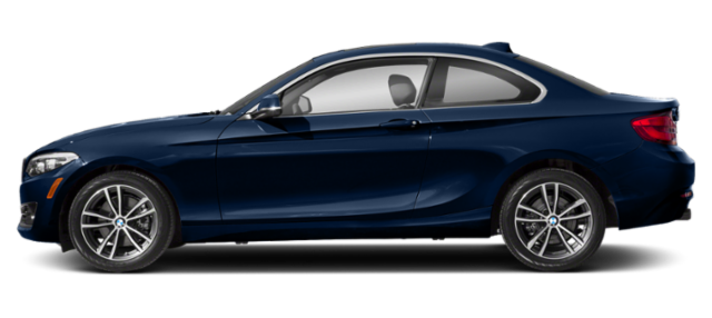 sideview of 2 Series