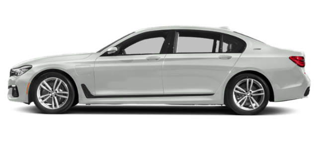 sideview of 7 series
