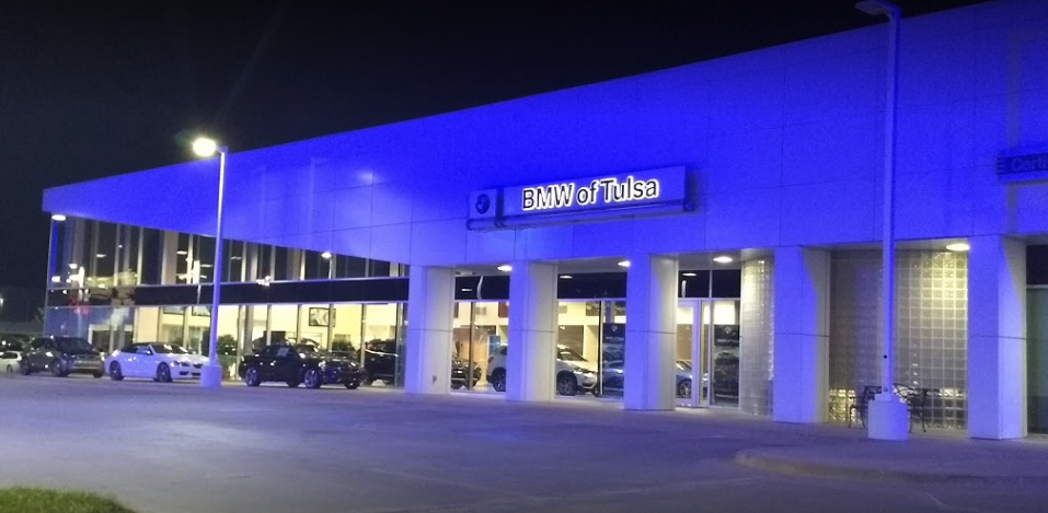 Why Choose BMW of Tulsa