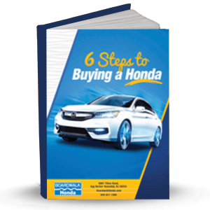 6 steps to Buying a Honda