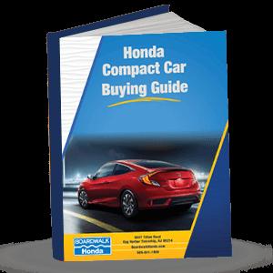 Honda Compact Car Buying Guide