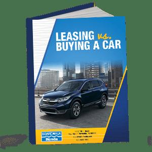 Leasing & Buying A Car