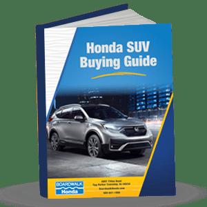 Honda SUV Buying Guide