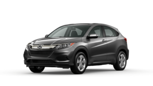 2021 Honda HR-V 2WD LX in Modern Steel Metallic