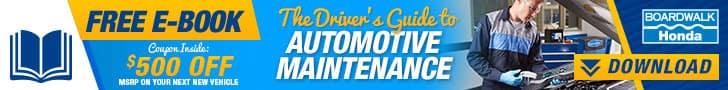 Automotive Maintenance eBook CTA