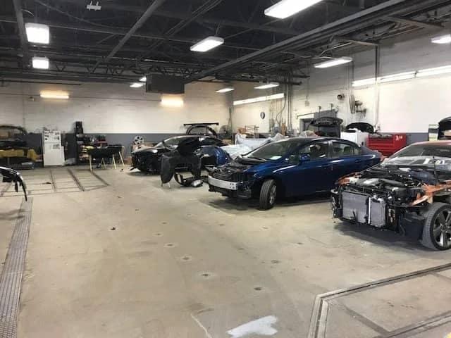 Collision Center Garage