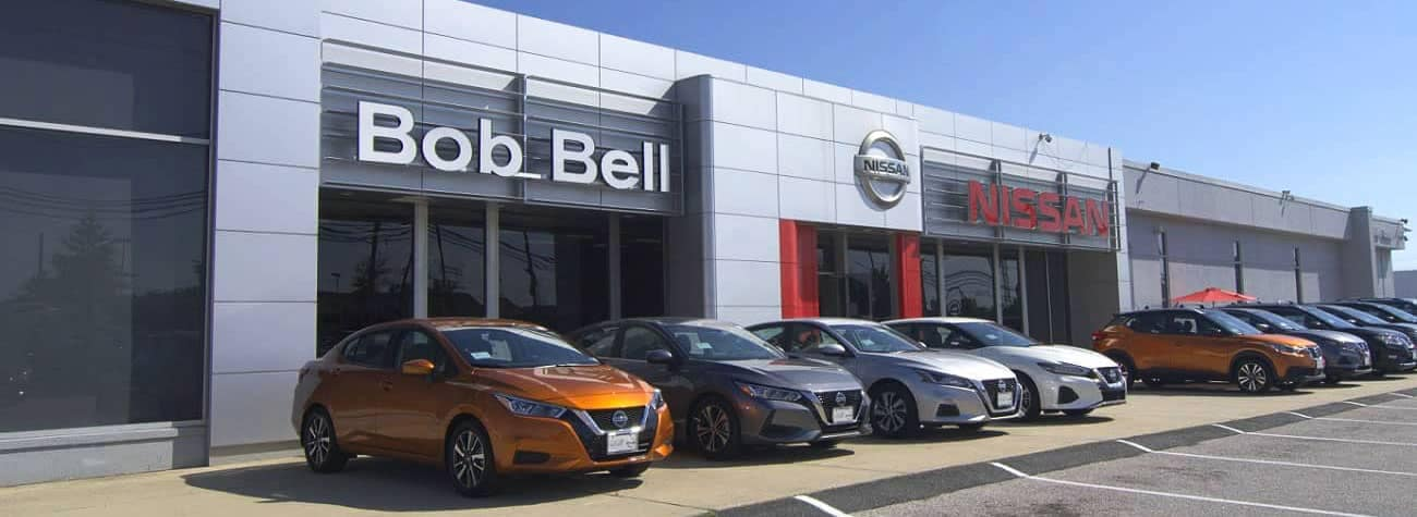 Bob Bell Nissan store front