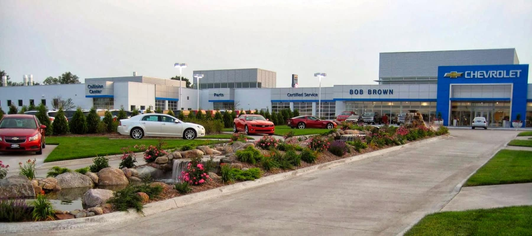 Exterior photo of dealership
