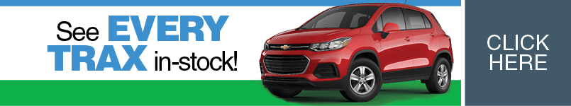 Chevy Trax Special